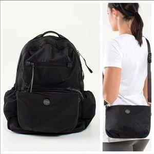 RARE Lululemon Back to Class Backpack!